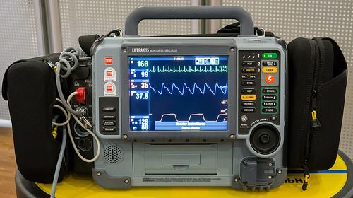 LifePak 15 Cardiac Monitor