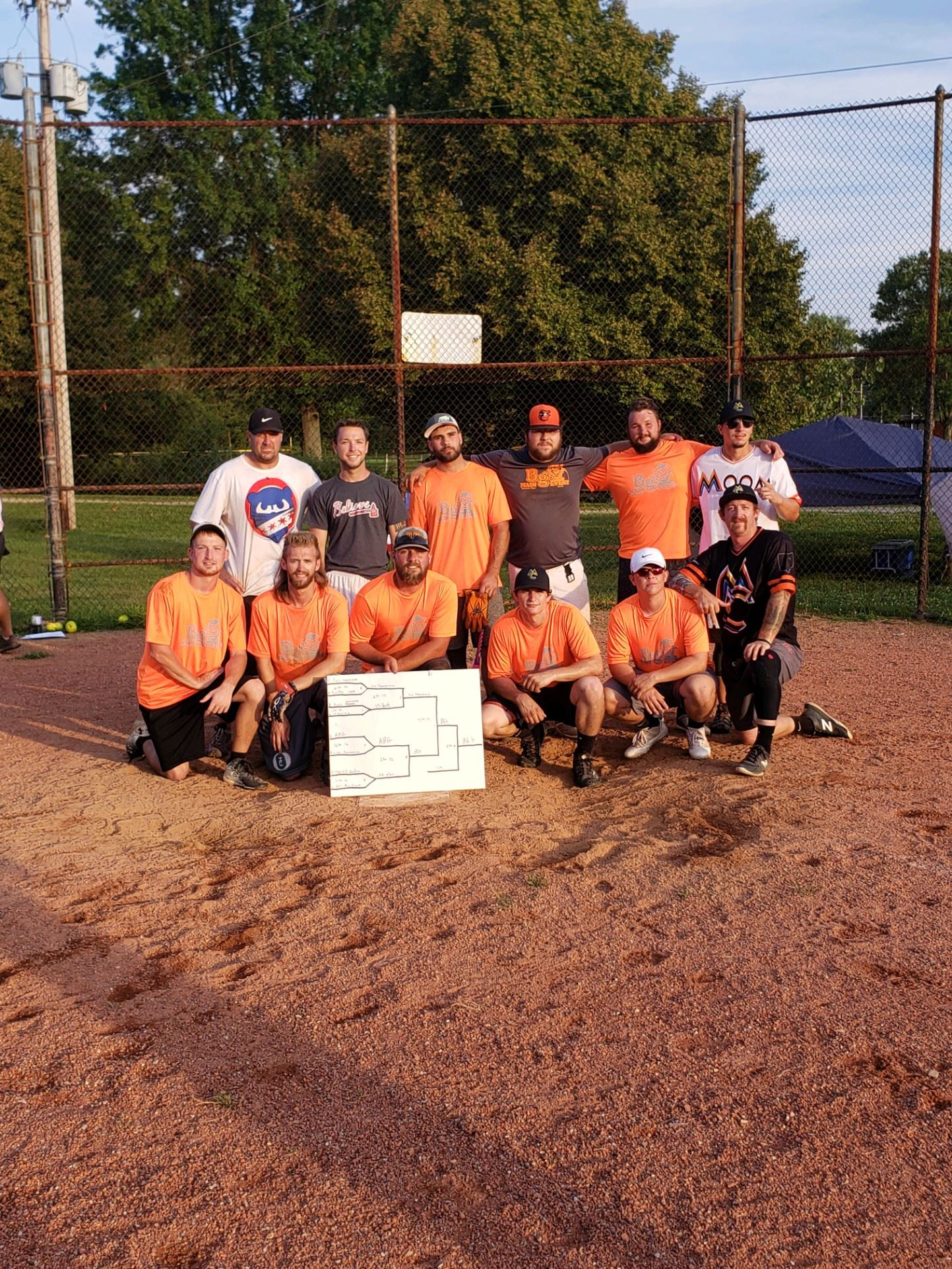 2019 Adult Softball Champions BGs Main Event