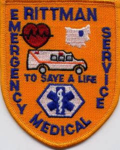First Rittman Emergency Medical Services Patch