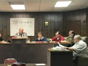 City Council Members Meeting